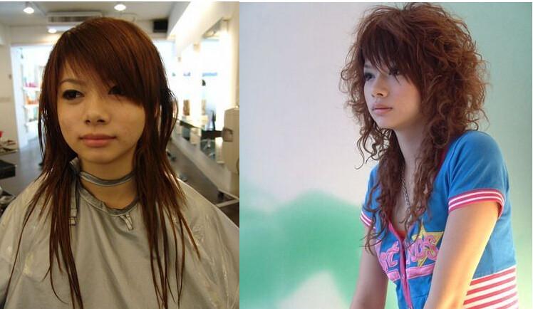 Before And After Perm Spiralperm Flickr