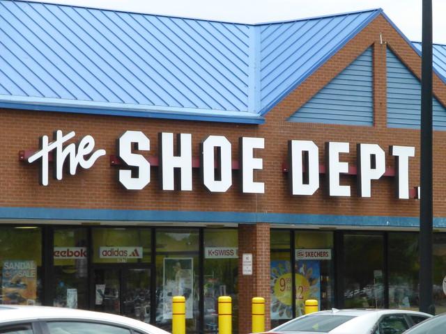 Shoe Dept Store Finder