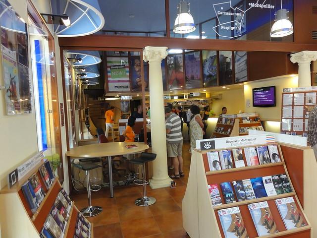 Int rieur office de tourisme montpellier fr34 flickr - Office du tourisme de montpellier ...