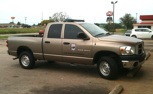 Ky dept fish wildlife game warden dodge ram 1500 for Kentucky fish and game