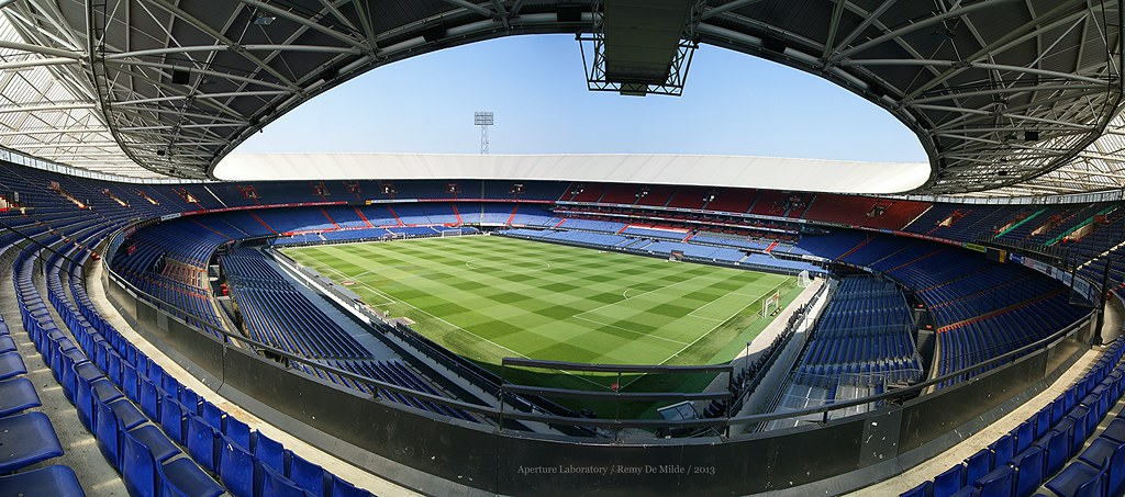 de kuip the feijenoord stadion better known by its