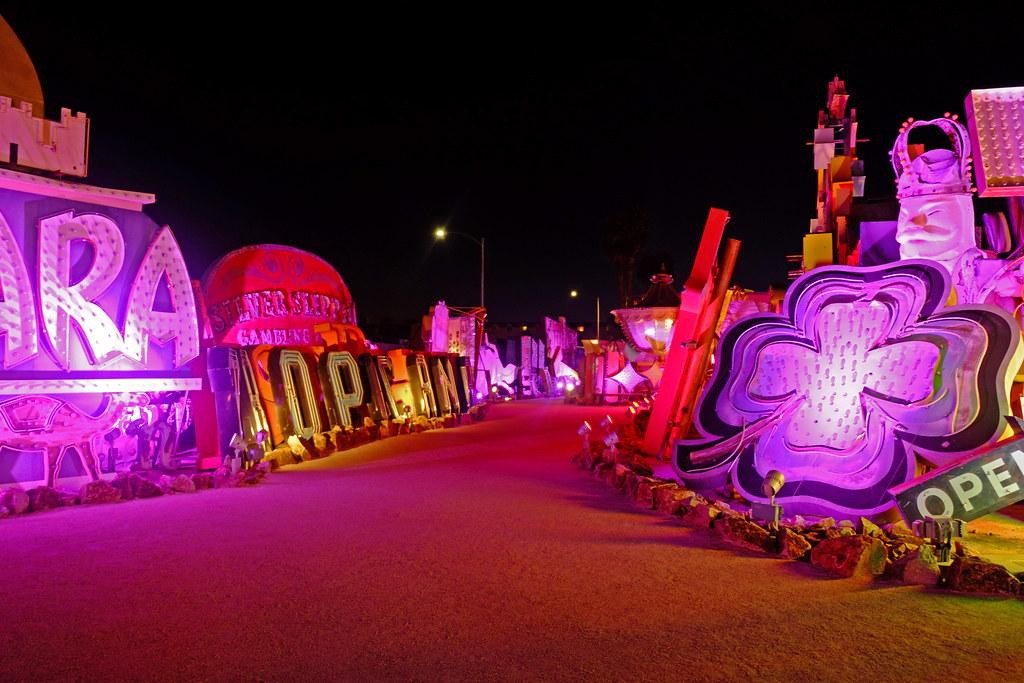 Neon Museum Treasures Daniel Incandela Flickr