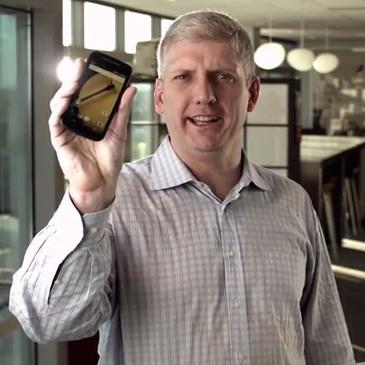 Rick Osterloh, Motorola Mobility