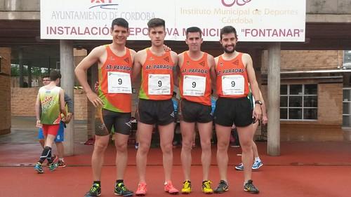 AionSur 26305229314_38b946e506_d Novena y décima posición para el Club Atletismo Paradas Sin categoría