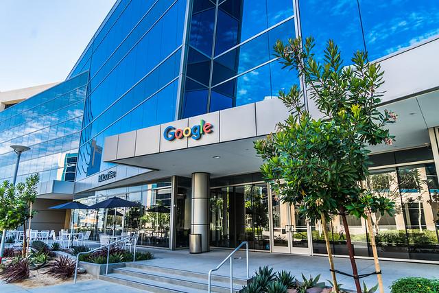 Visit To Google Office Orange County