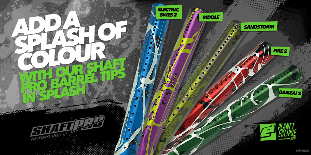 Eclipse Shaft Barrel Pro Tips
