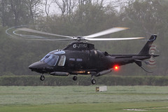 G-JTHU, Agusta A109SP Grand New
