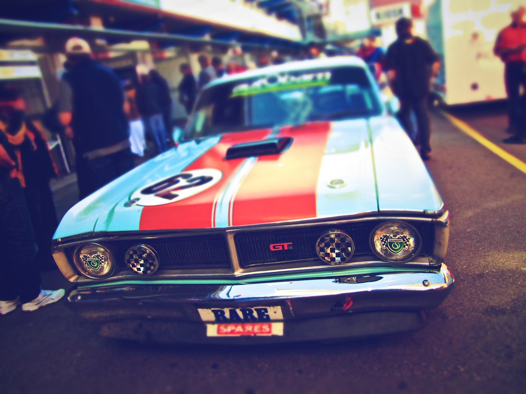 Racing In Car >> Muscle Car Masters 2010 | The Muscle Car Masters is an ...