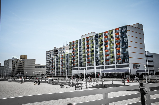 Virginia Beach Boardwalk Motels