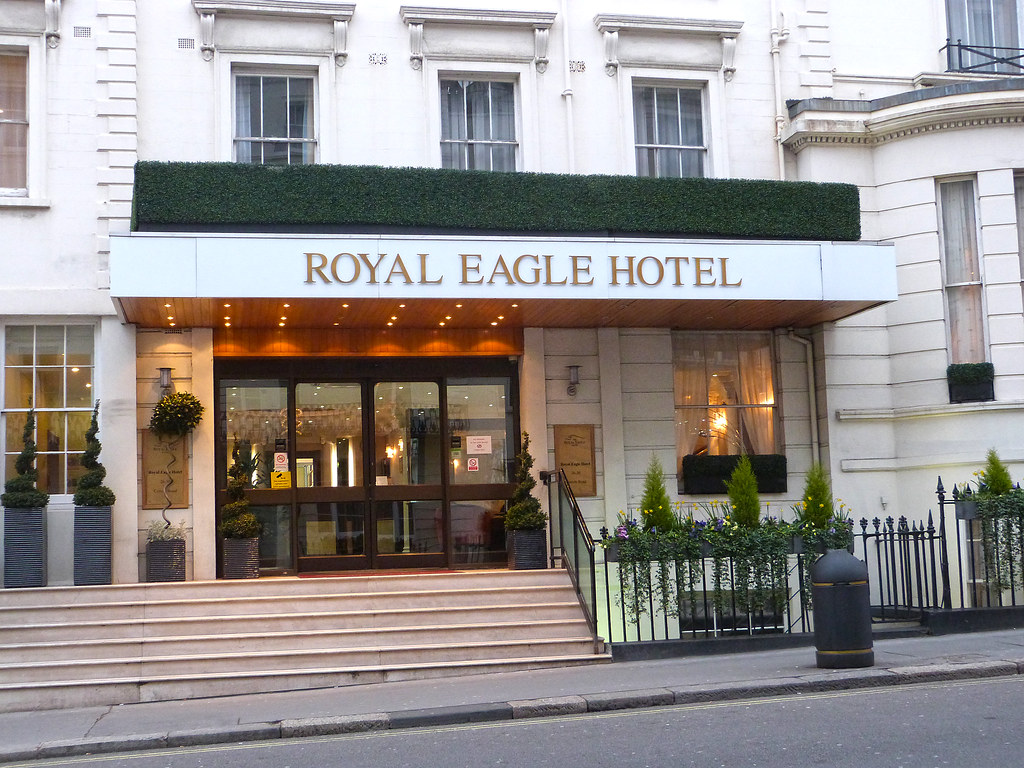 Royal Eagle Hotel | the last don | Flickr