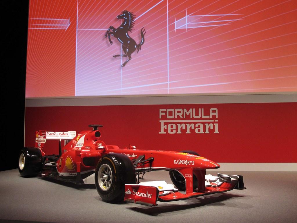 Ferrari Factory Tour In Maranello Italia 1