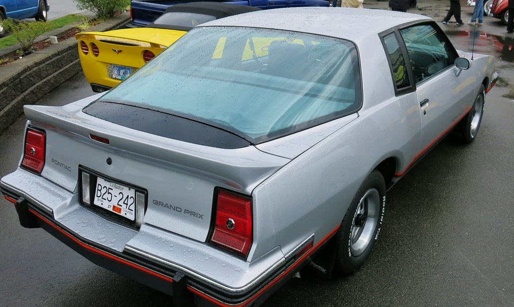 1986 pontiac grand prix 2 2 aerocoupe custom cab flickr. Black Bedroom Furniture Sets. Home Design Ideas