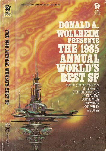 Donald A. Wollheim - The 1985 Annual World's Best SF (DAW 1985)