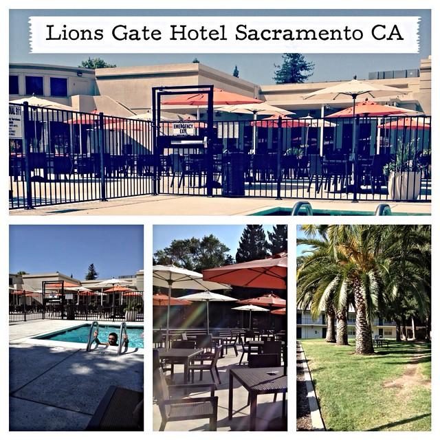 Lions Gate Hotel Sacramento CA