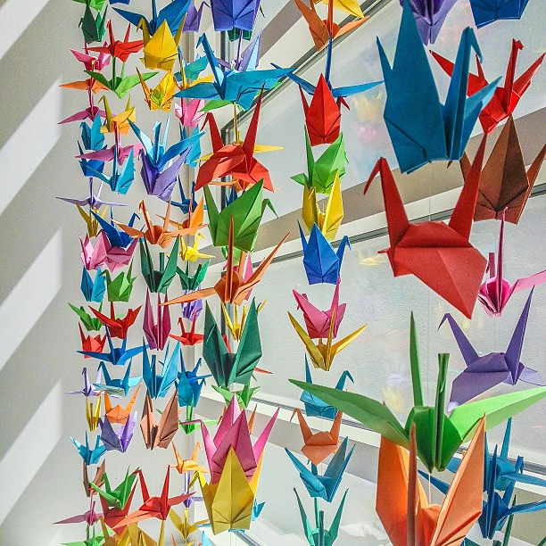 This is the Origami Crane Meaning | Origami crane meaning, Crane ... | 612x612