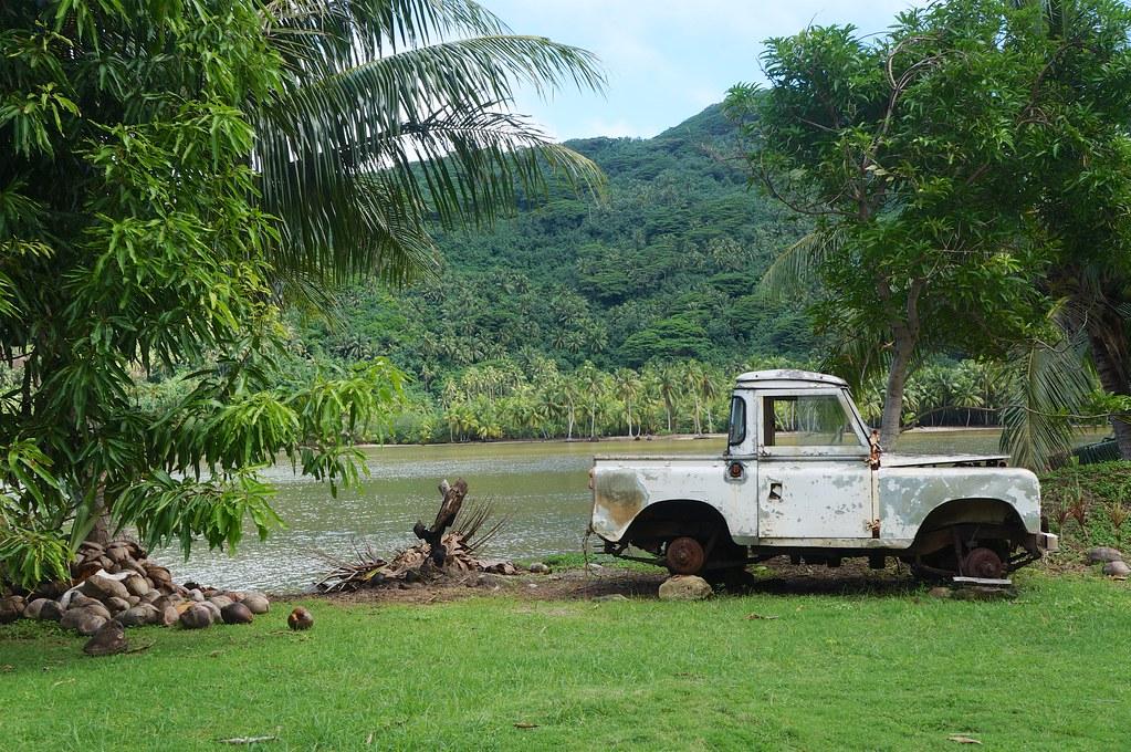 Lost truck
