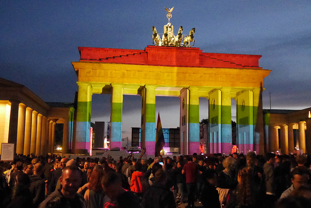 Berlin for Orlando: Brandenburger Tor