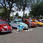 Exhibición VW Beetle Clásicos