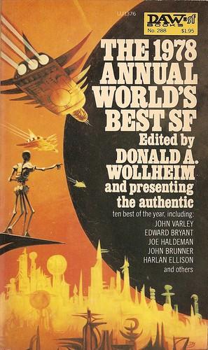 Donald A. Wollheim (ed) - The 1978 Annual World's Best SF (DAW 1978)