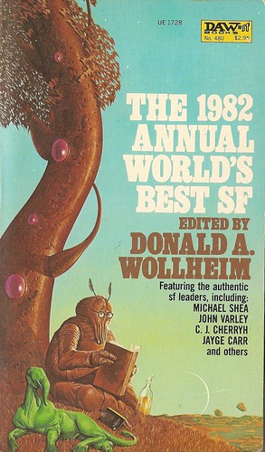 Donald A. Wollheim (ed) - The 1982 Annual World's Best SF (DAW 1982)