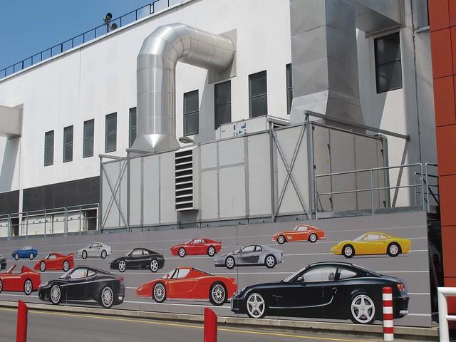 Ferrari Factory Tour In Maranello Italia 54 Flickr