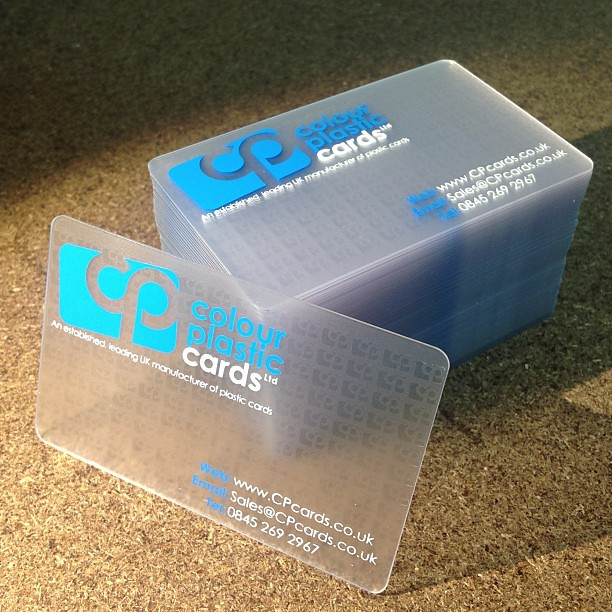 The best looking business card ever cpcards