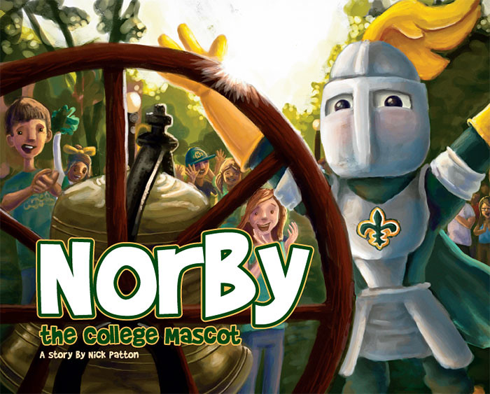 Norby the College Mascot | Norby the College Mascot ...