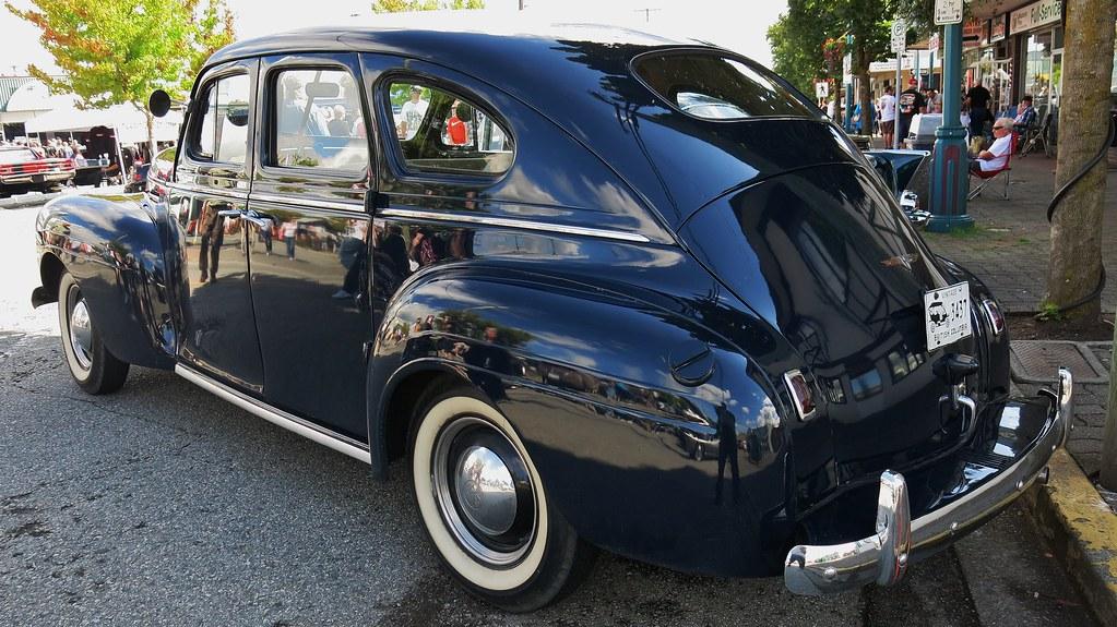 1940 plymouth deluxe 4 door sedan custom cab flickr for 1940 plymouth 2 door sedan