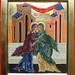 2014 Icône de la Visitation - The Visitation Icon - Main de - Hand of  père Jean El Muir