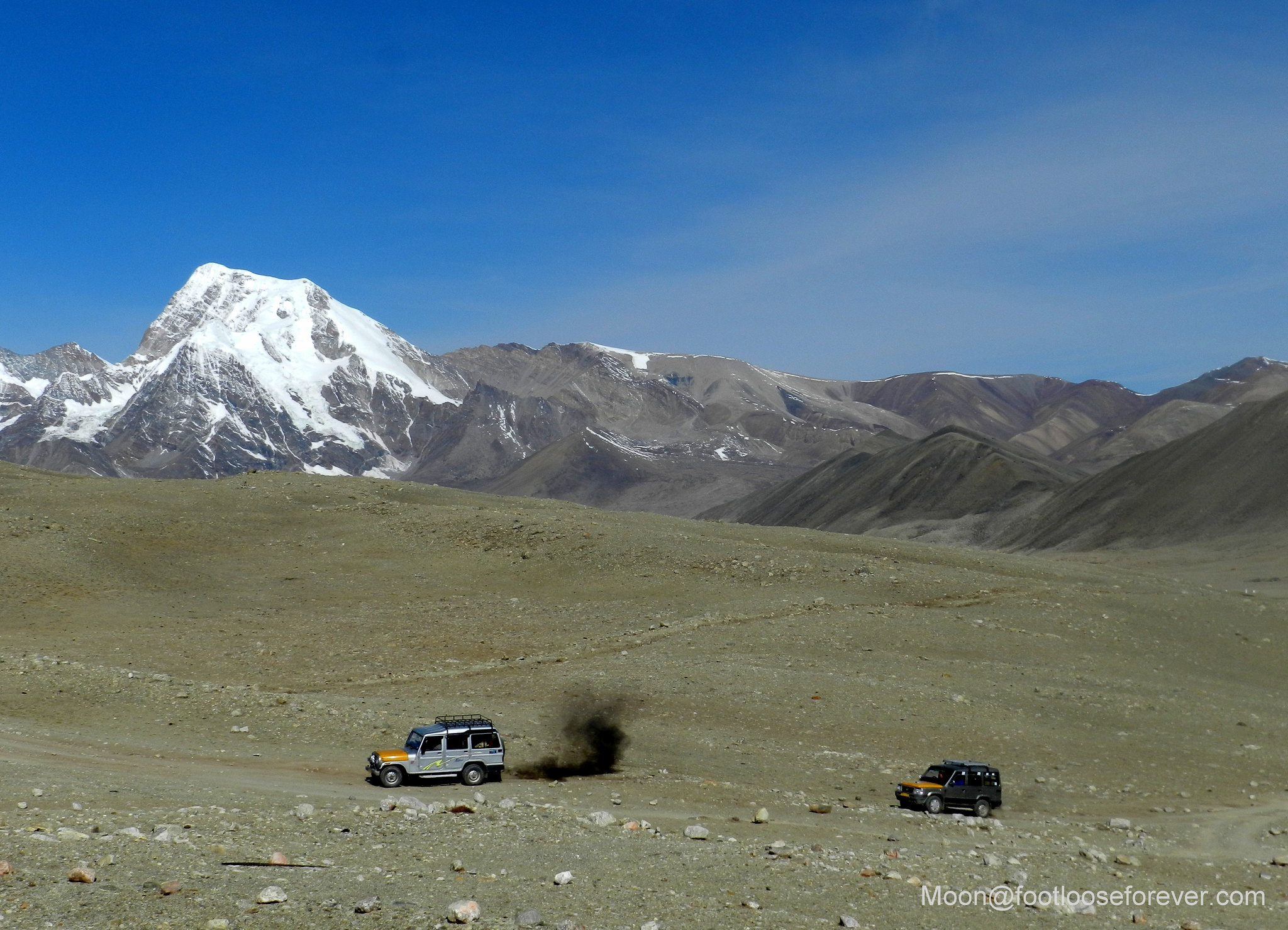 environmental pollution, north sikkim, gurudongmar, mountains