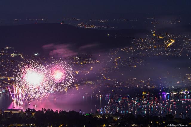 Antonio Parente Fireworks