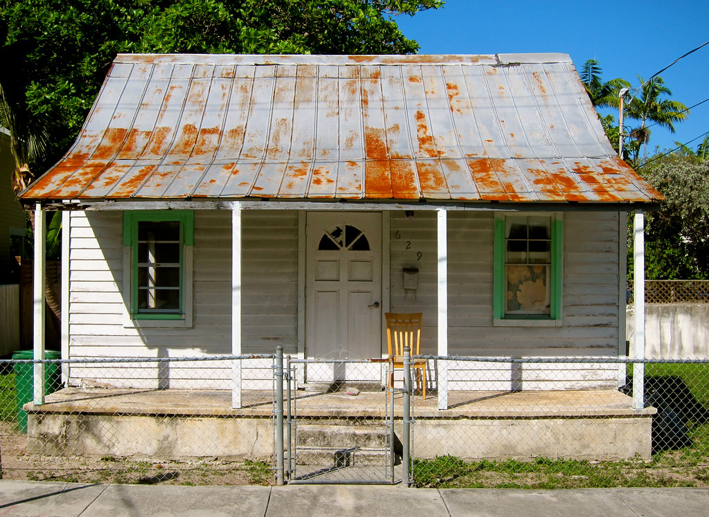 Tin Roof, Rusted | Key West, Florida | Californiabirdy | Flickr