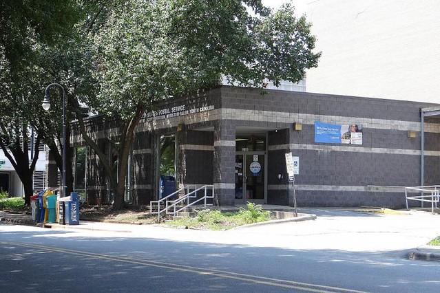 Winston Salem Nc Center City Station Post Office