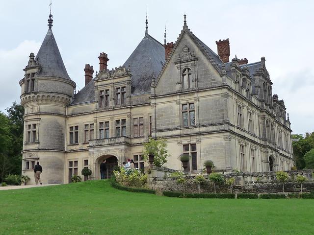 chateau de la bourdaisiere flickr photo sharing. Black Bedroom Furniture Sets. Home Design Ideas
