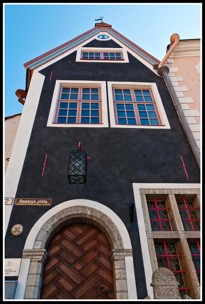 Estonia tall n arquitectura medieval enrique domingo for Arquitectura medieval