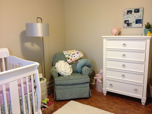 nursery photo 2 | by ModernPrintCraftLiz