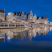 Blue Hour at Gent