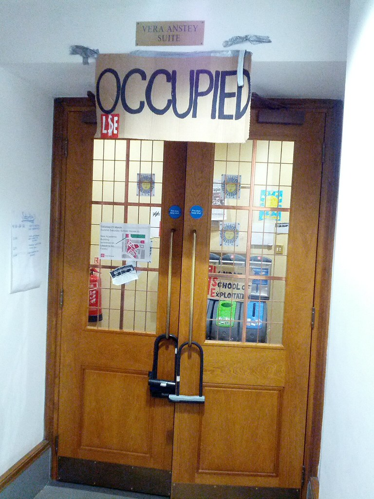 Occupied Meeting Rooms