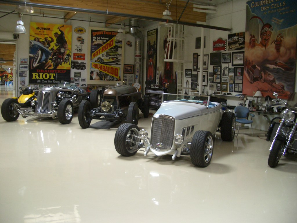 Jay leno 39 s big dog garage oct 2014 alden jewell flickr for Garage new s villejuif