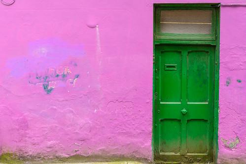 Cork, door