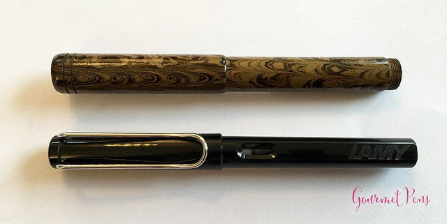 Review Peyton Street Pens Range Monterey Fountain Pen 037