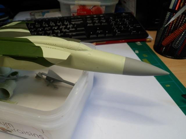 Pas-à-pas : MiG 25 Foxbat [Condor 1/72] - Page 3 27309956754_fd00dcf726_o