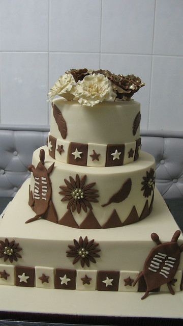 african inspired wedding cakes inspired wedding cake flickr photo 10602