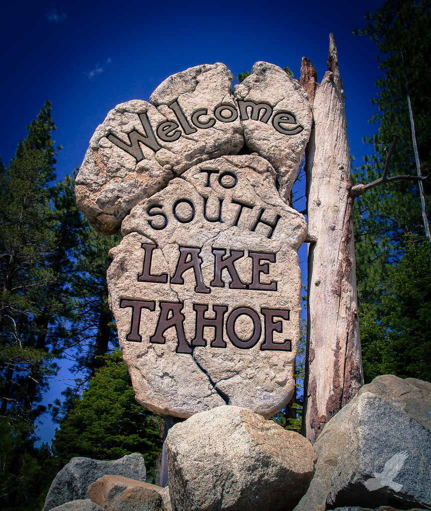 My Happy Place | South Lake Tahoe | A trip back home to ...