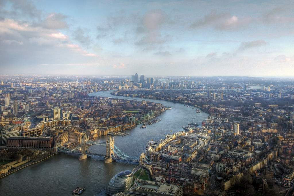 london bird view   mar...