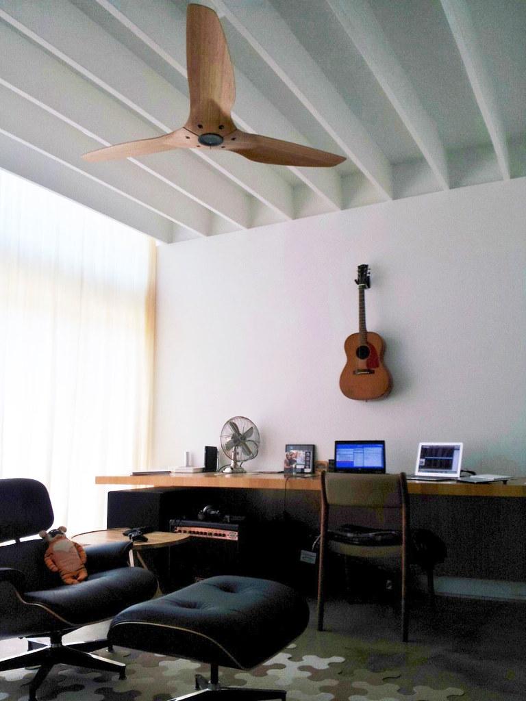 Haiku Ceiling Fan - Caramel Bamboo | Haiku ceiling fan by Bi\u2026 | Flickr