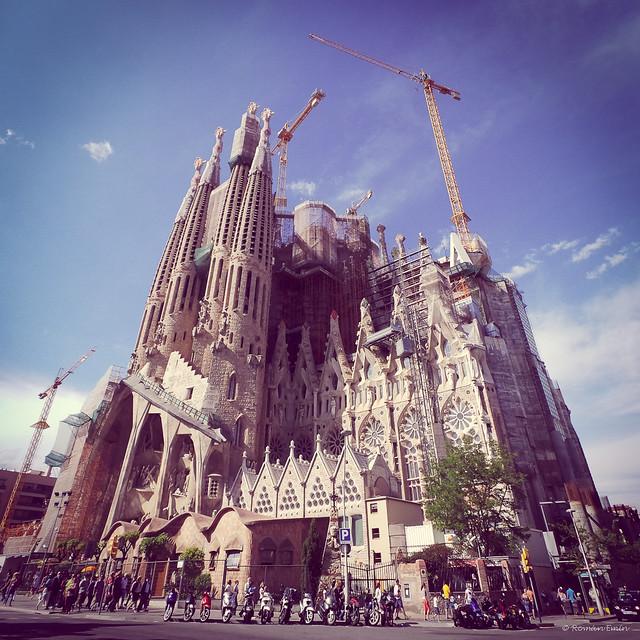 Photo for La sagrada familia church
