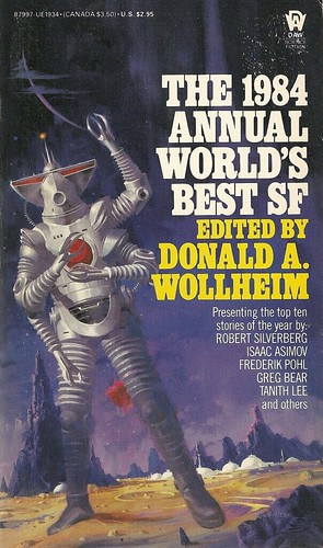 Donald A. Wollheim (ed) - The 1984 Annual World's Best SF (DAW 1984)