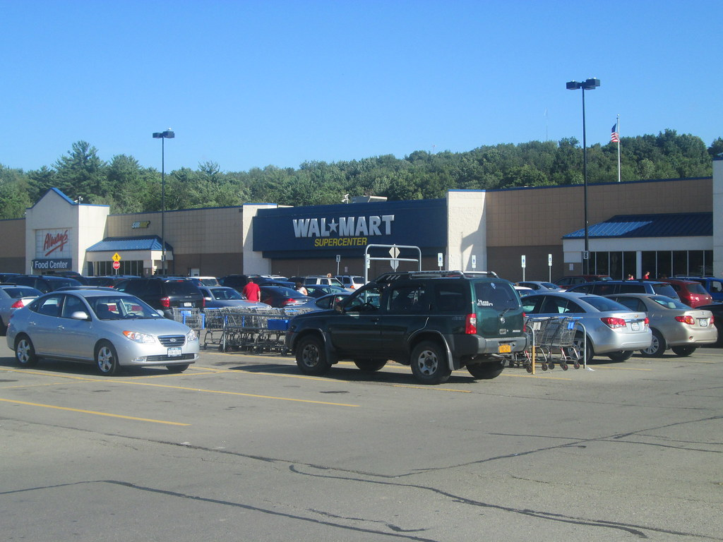 Still A Super Walmart Lakewood Ny One That Hasn T