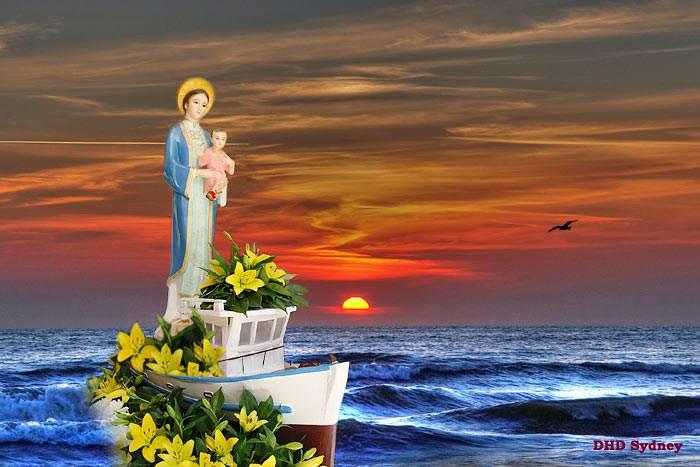 Đức Maria, Mẹ Của Hội Thánh
